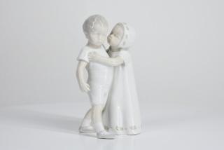 Dívka a chlapec