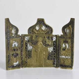 pravoslavný oltářík